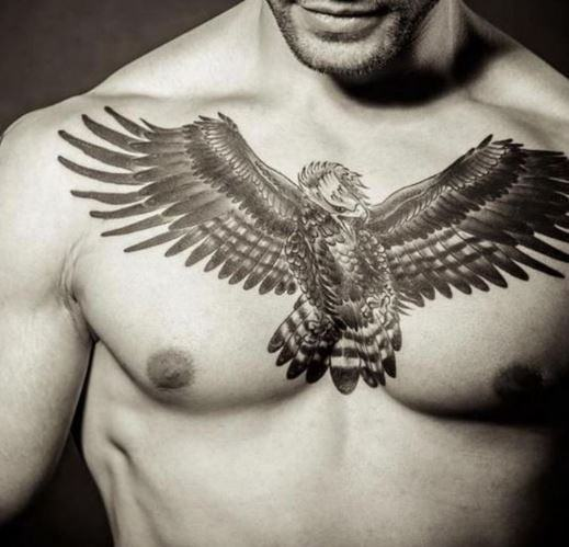 bộ sưu tập những mẫu hình xăm ở ngực cực đẹp dành cho nam và nữ Đề