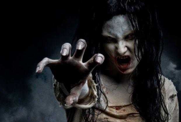 Bộ sưu tập những hình ảnh ma kinh dị, ghê gớm và ám ảnh nhất thế giới 11