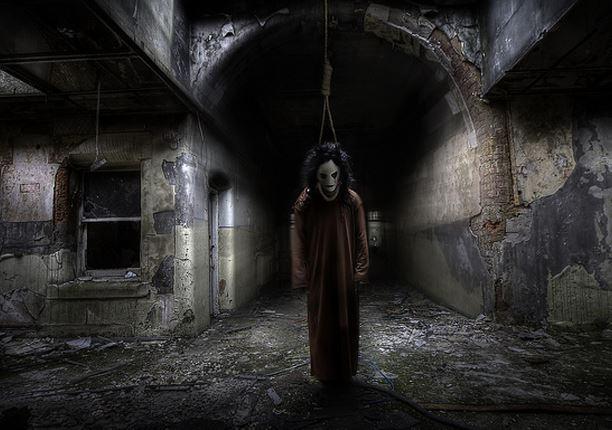 Bộ sưu tập những hình ảnh ma kinh dị, ghê gớm và ám ảnh nhất thế giới 12