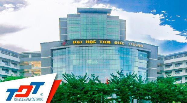 Trường Đại học Tôn Đức Thắng thành phố Hồ Chí Minh