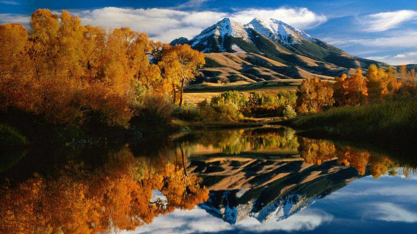美丽的风景画,每个人都想来一次