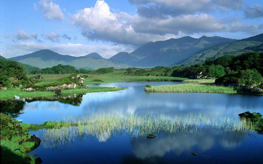风景照片让您有一种想让自己沉浸在大自然中的感觉