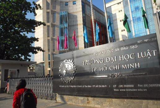 Trường Đại học Luật thành phố Hồ Chí Minh