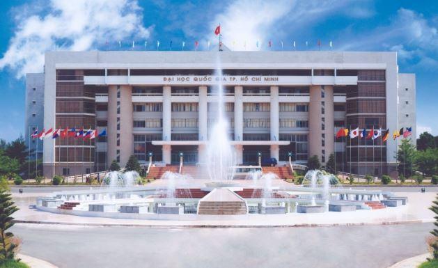 Trường Đại học Quốc gia thành phố Hồ Chí Minh