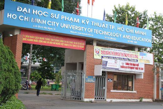 Trường Đại học Sư phạm kỹ thuật thành phố Hồ Chí Minh