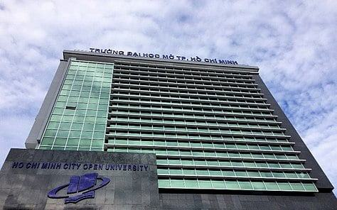 Trường Đạ Học mở thành phố Hồ Chí Minh