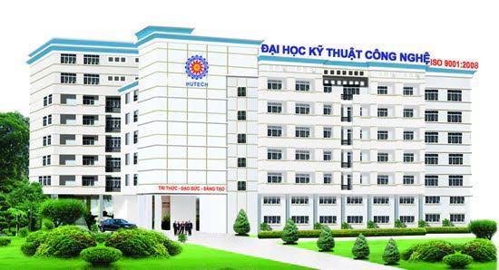 Trường Đại học kỹ thuật công nghệ Hutech thành phố Hồ Chí Minh