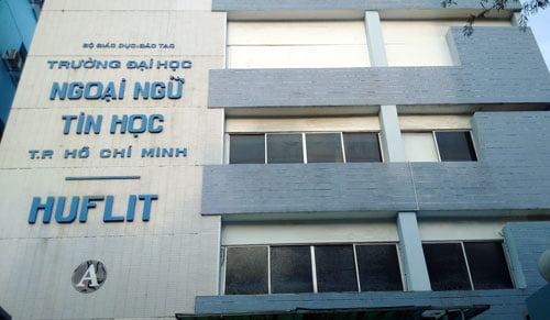 Trường Đại học Ngoại ngữ - Tin học thành phố Hồ Chí Minh