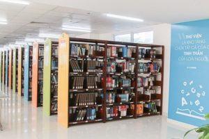Top 10 trường đại học có thư viện thuộc dạng đẹp nhất Việt Nam 105