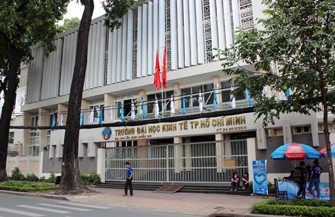 Đại học Kinh tế TP Hồ Chí Minh :