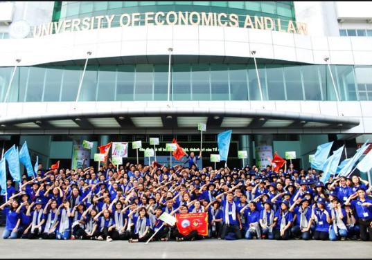 Đại học kinh tế luật – ĐHQGTPHCM :
