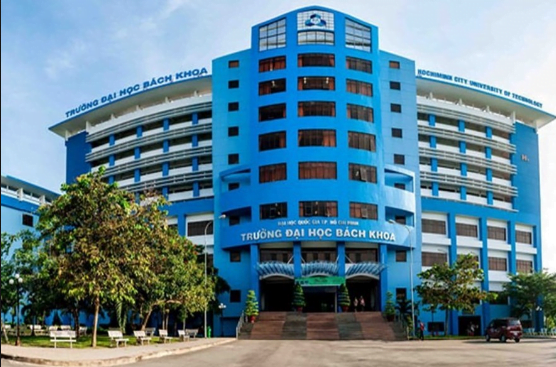 Trường Đại học Bách khoa TPHCM :