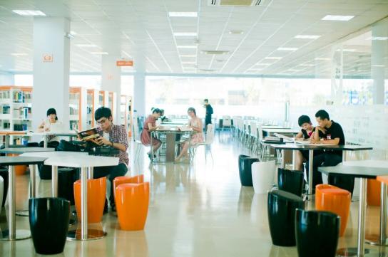 Thư viện trường Đại Học FPT