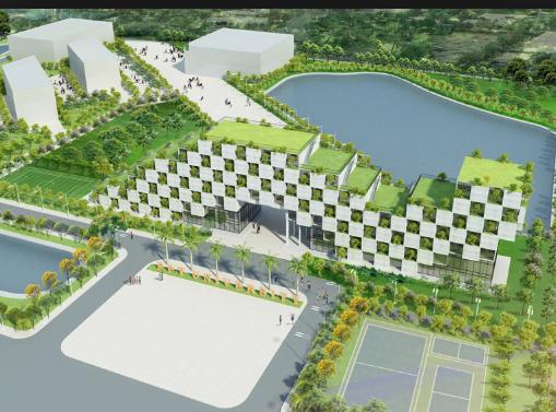 Top 10 trường đại học có khuôn viên đẹp nhất Việt Nam 1