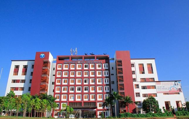 Đại học Quốc Tế - Đại học Quốc Gia TP HCM