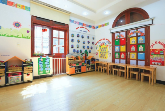 Trường mầm non Việt Úc