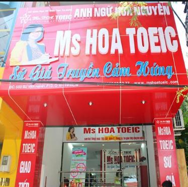 Trung tâm Ms Hoa TOEIC