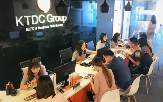 Trung tâm Anh ngữ KTDC Group