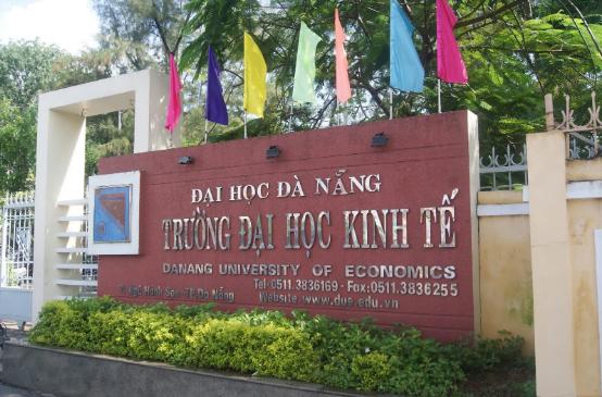 Đại Học kinh tế - Đại học Đà Nẵng