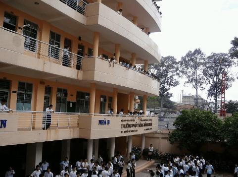 Trường Phổ thông Năng khiếu Thành phố Hồ Chí Minh