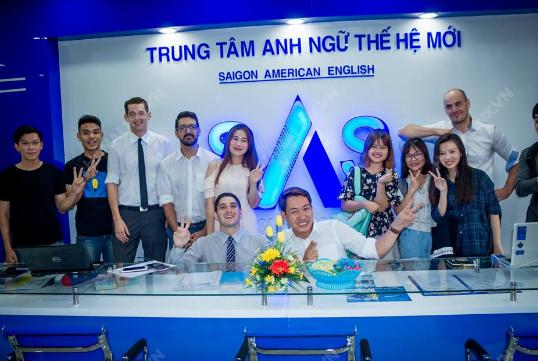 Saigon American English