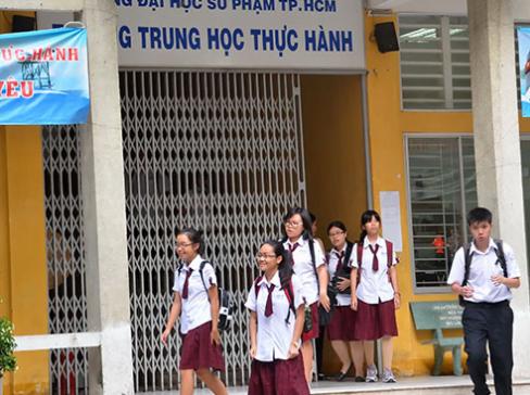 Trường Trung học Thực hành - Đại học Sư phạm