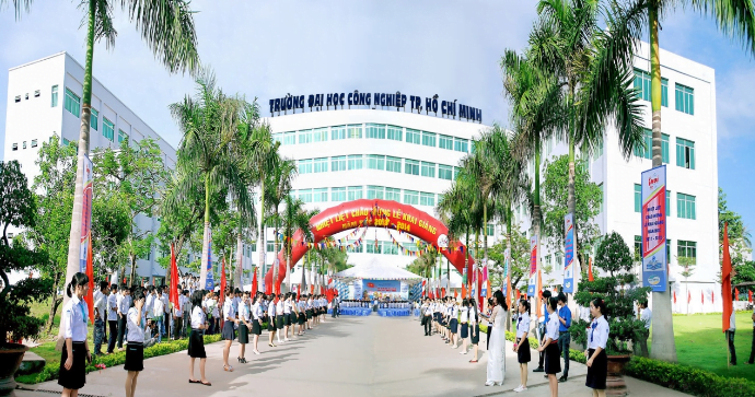 Đại học Công nghiệp Thành phố Hồ Chí Minh