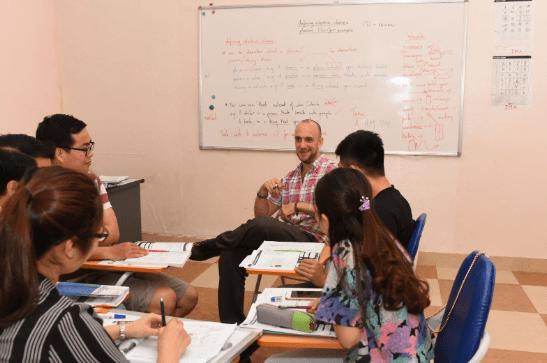 Top 10 trung tâm dạy tiếng anh tốt và chất lượng nhất tại Hà Nội 7