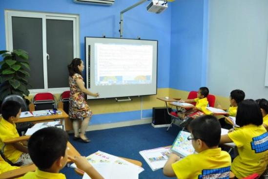 Top 10 trung tâm dạy tiếng anh tốt và chất lượng nhất tại Hà Nội 4
