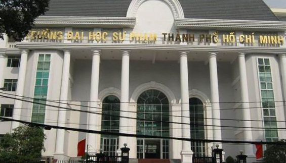 Trung tâm Ngoại ngữ Đại học Sư phạm TP.HCM