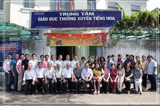 Trung tâm GDTX tiếng Hoa