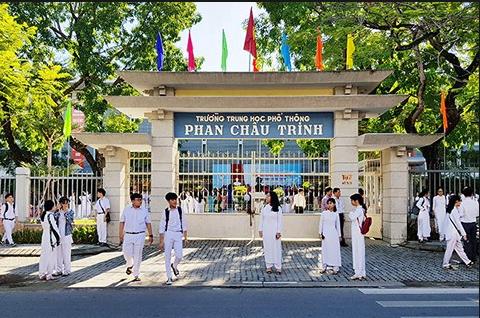 Trường Trung học phổ thông Phan Châu Trinh