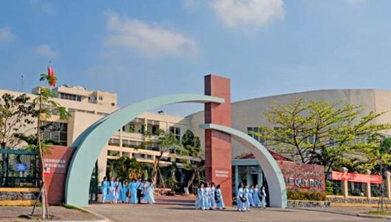 Trường Trung học phổ thông Lê Quý Đôn