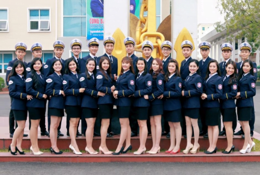 Đồng phục Đại học Hàng Hải