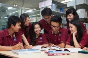 Đồng phục đại học Nguyễn Tất Thành