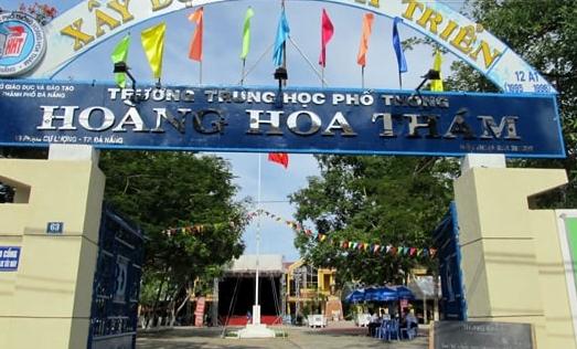 Trường Trung học phổ thông Hoàng Hoa Thám