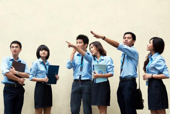 Đồng phục sinh viên Học viện Ngoại giao
