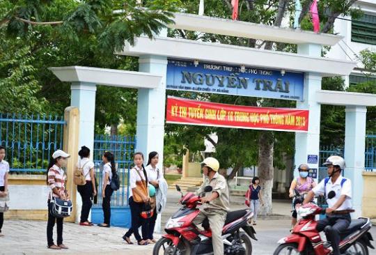 Trường Trung học phổ thông Nguyễn Trãi