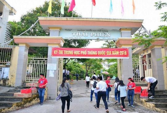 Trường Trung học phổ thông Thái Phiên