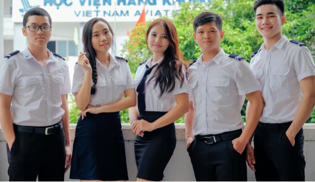 Đồng phục Học viện Hàng Không