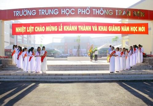 THPT Trấn Biên