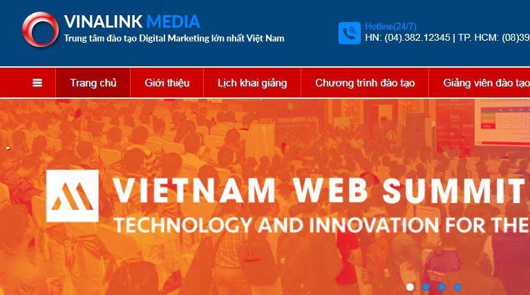 Trung tâm đào tạo Marketing online Vinalink