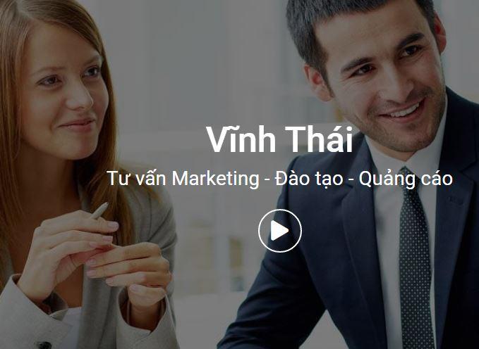 Trung tâm đào tạo Vĩnh Thái Marketing