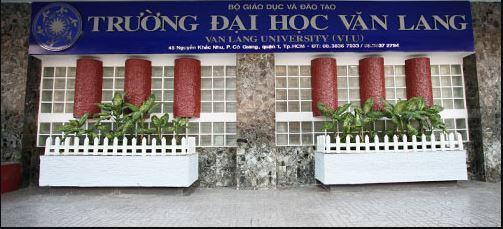 Đại học dân lập Văn Lang