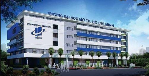 Đại học Mở TPHCM