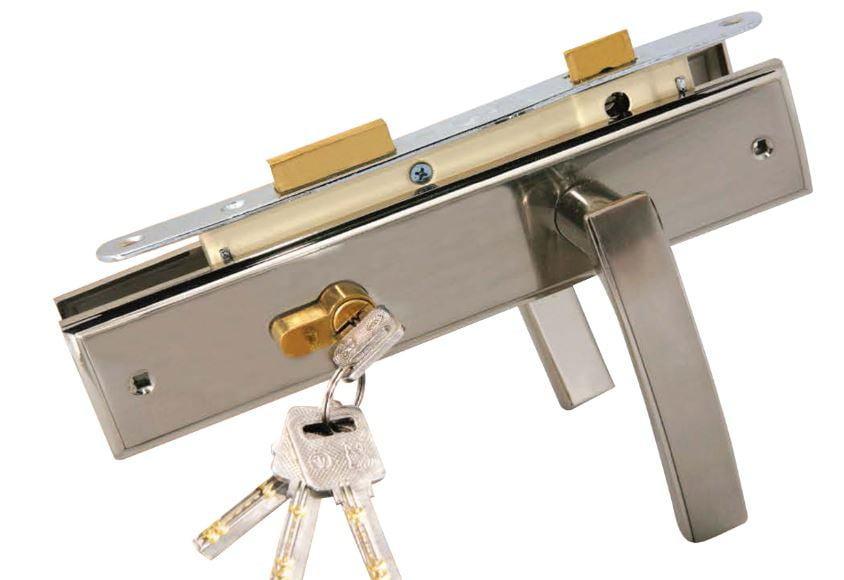 Những hạn chế của khóa cửa tay gạt