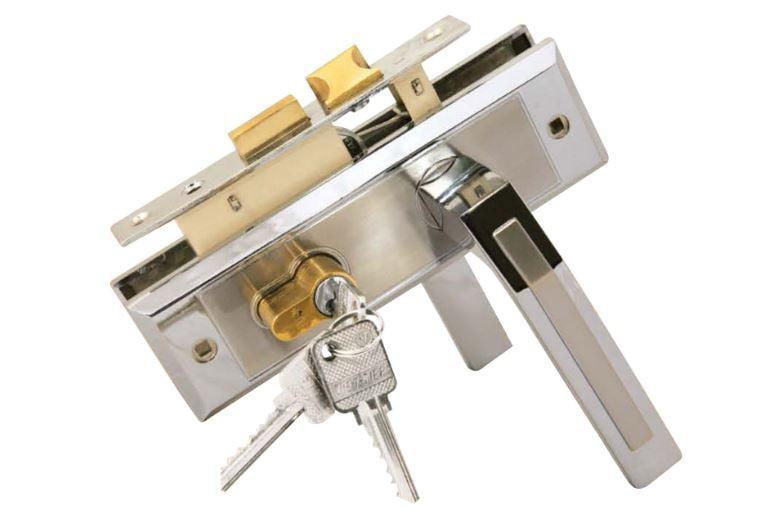 Cách lắp đặt khóa cửa cao cấp gạt tay