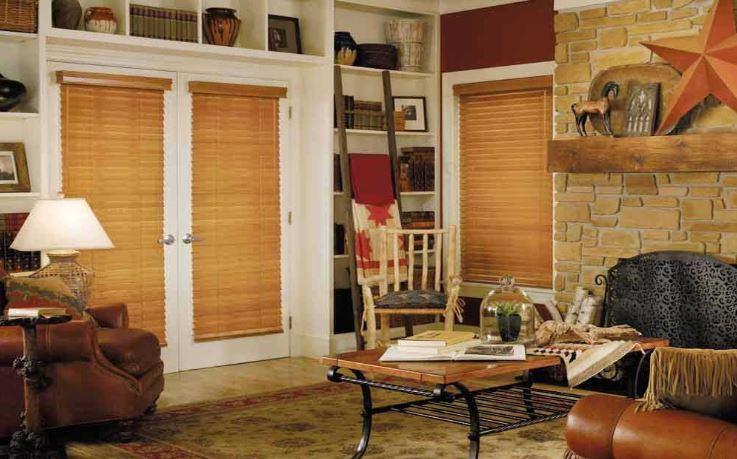 Đặc điểm của rèm sáo gỗ che nắng