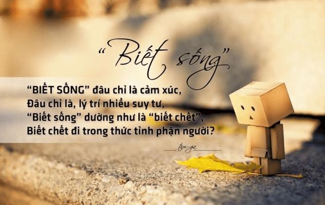 Thơ 4 câu - Những vần thơ ngắn gọn nhưng dạt dào tình cảm! 2