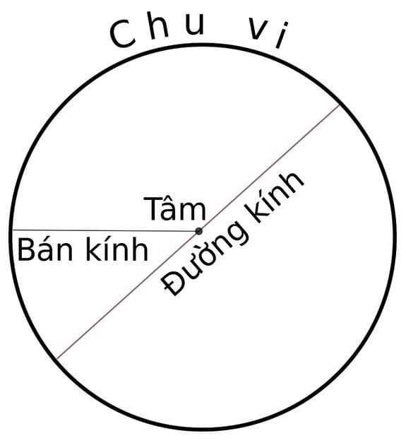 Hình tròn là gì